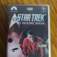 Series de TV: STAR TREK, THE ORIGINAL SERIES, 2.8, VHS, 2 CAPÍTULOS.. Lote 231980740