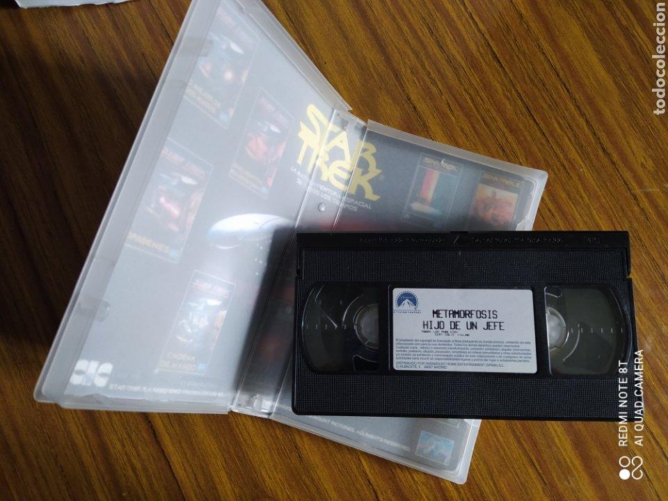 Series de TV: Star Trek, the original series, 2.6, VHS, 2 capítulos. - Foto 4 - 231981895
