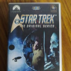 Series de TV: STAR TREK, THE ORIGINAL SERIES, 2.6, VHS, 2 CAPÍTULOS.. Lote 231981895
