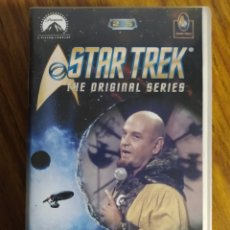 Series de TV: STAR TREK, THE ORIGINAL SERIES, 2.5, VHS, 2 CAPÍTULOS.. Lote 231982845