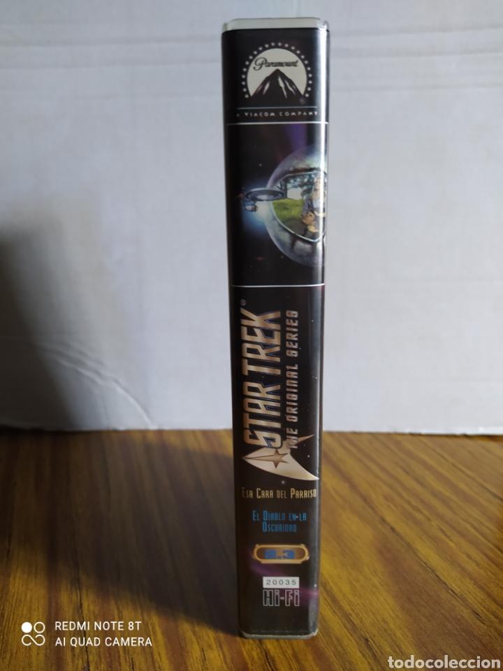 Series de TV: Star Trek, the original series, 2.3, VHS, 2 capítulos. - Foto 3 - 231983690