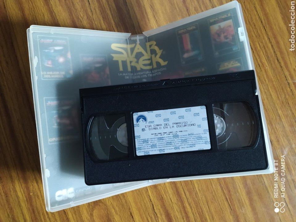 Series de TV: Star Trek, the original series, 2.3, VHS, 2 capítulos. - Foto 4 - 231983690