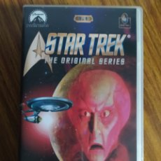 Series de TV: STAR TREK, THE ORIGINAL SERIES, 1.1, VHS, 2 CAPÍTULOS.. Lote 231984505