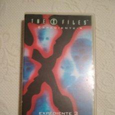 Series de TV: CINTA VHS EXPEDIENTE X ABDUCCION COLECCION EPISODIOS CLAVE N°3 THE X FILES. Lote 234020090