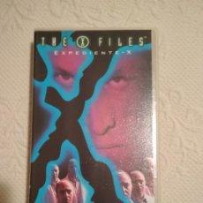 Series de TV: CINTA VHS EXPEDIENTE X COLONIA COLECCION EPISODIOS CLAVE N°4 THE X FILES. Lote 234020140