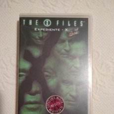 Séries de TV: CINTA VHS EXPEDIENTE X MASTER PLAN COLECCION EPISODIOS CLAVE N°6 THE X FILES. Lote 234021800