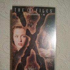Séries de TV: CINTA VHS EXPEDIENTE X REDUX COLECCION EPISODIOS CLAVE N°9 THE X FILES. Lote 234022255