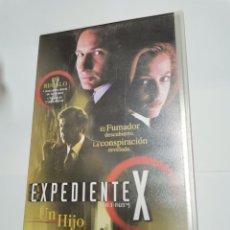 Series de TV: EXPEDIENTE X 6 CINTAS VHS. Lote 235969520