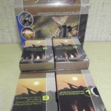 Series de TV: JARA Y SEDAL,ESPECIAL CAZA EN VHS. Lote 235989715