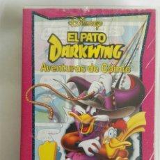 Series de TV: EL PATO DARKWING VHS AVENTURAS DE CÓMIC. Lote 236073850