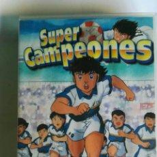 Series de TV: SUPER CAMPEONES UN GRAN SUEÑO DEPENDE DE UN GRAN JUGADOR VHS. Lote 236075225