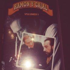 Series de TV: RAMON Y CAJAL VOLUMEN 1. Lote 236314555