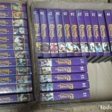 Series de TV: 29 VHS DE LA SERIE POLDARK, COMPLETA , VER FOTOS. Lote 240599815