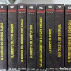 Series de TV: COLECCIÓN LA TRANSICIÓN ESPAÑOLA VHS. Lote 243450020