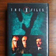 Series de TV: EXPEDIENTE X VHS AUTOEDITADO - TRIPLE CAPÍTULO DEDICADO A LOS THE LONE GUMEN. Lote 244827540