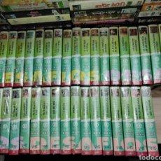 Series de TV: 37 CINTAS VHS DESAFÍOS DE LA VIDA BBC. Lote 245075870