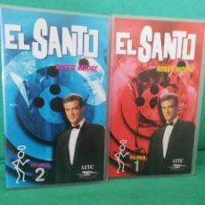 Series de TV: EL SANTO SERIE TV, VOLUMEN 1 Y 2. Lote 254717160