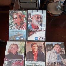 Series de TV: LOTE DE VHS SERIE ESTA ES MI TIERRA. 5 VHS. NUEVOS.. Lote 263020720