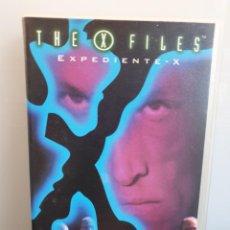 Series de TV: EXPEDIENTE X - THE X FILES. EXPEDIENTE 4 COLONIA. VHS. DAVID DUCHOVNY, GILLIAN ANDERSON.. Lote 269759398