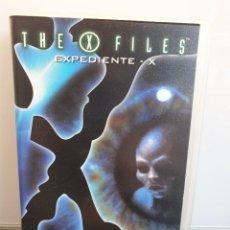 Series de TV: EXPEDIENTE X - THE X FILES. EXPEDIENTE 5 82517. VHS. DAVID DUCHOVNY, GILLIAN ANDERSON.. Lote 269759428