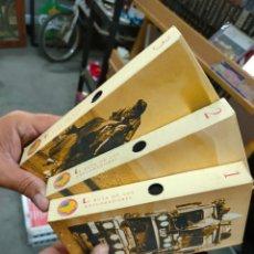 Series de TV: LA RUTA DE LOS EXPLORADORES..3 VHS..UAP.. Lote 271597293
