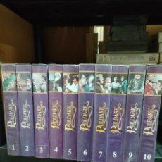 Series de TV: POLDARK. COLECCIÓN..10 VHS.1997. Lote 271597713