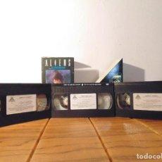 Series de TV: VHS EDICIÓN ESPECIAL 3 VHS * ALIEN EL 8º PASAJERO + ALIENS EL REGRESO + COMO SE HIZO ALIEN 3 *. Lote 275941843