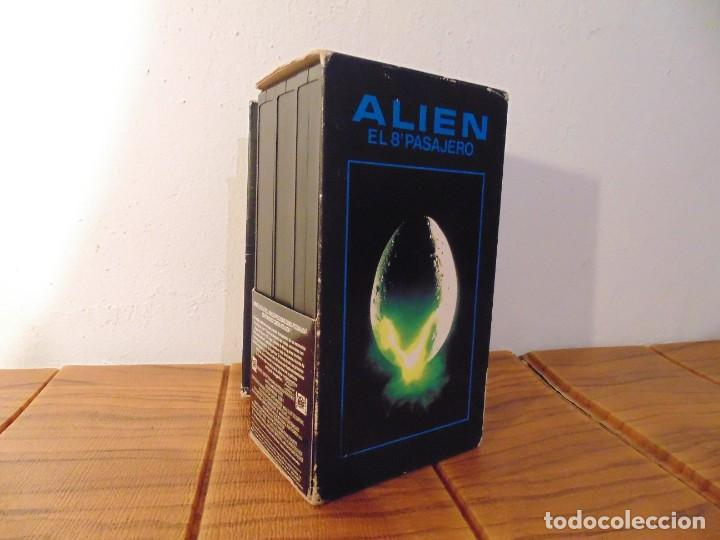 Series de TV: Vhs Edición Especial 3 vhs * Alien el 8º Pasajero + Aliens el Regreso + Como se hizo Alien 3 * - Foto 8 - 275941843