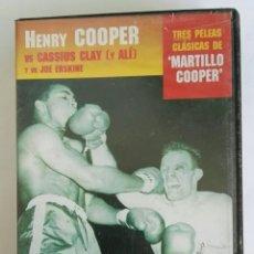 Series de TV: BOXEO HENRY COOPER GRANDES CAMPEONES VHS. Lote 276472313