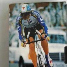Series de TV: LOS TOURS DE INDURÁIN AÑO II 1992 VHS PRIMER DOBLETE. Lote 276473203