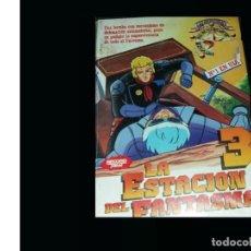 Series de TV: LA ESTACION FANTASMA. PARTE 3.. Lote 276547638
