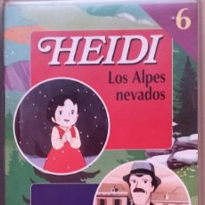 Series de TV: VHS HEIDI Y MARCO Nº 6. Lote 283298158