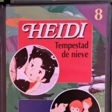 Series de TV: VHS HEIDI Y MARCO Nº 8. Lote 283298223