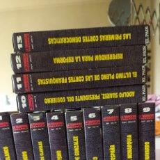Series de TV: VHS LA TRANSICION ESPAÑOLA, 13 VIDEOS. Lote 285749778