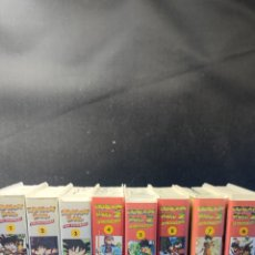 Series de TV: DRAGÓN BALL LAS PELÍCULAS VHS. Lote 286792048