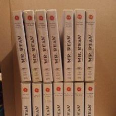Series de TV: COLECCION DE 14 VIDEOS EN VHS DE MR.BEAN +OBSEQUIO DE 5 RELOJES VINTAGE DE CABALLERO. Lote 286881843