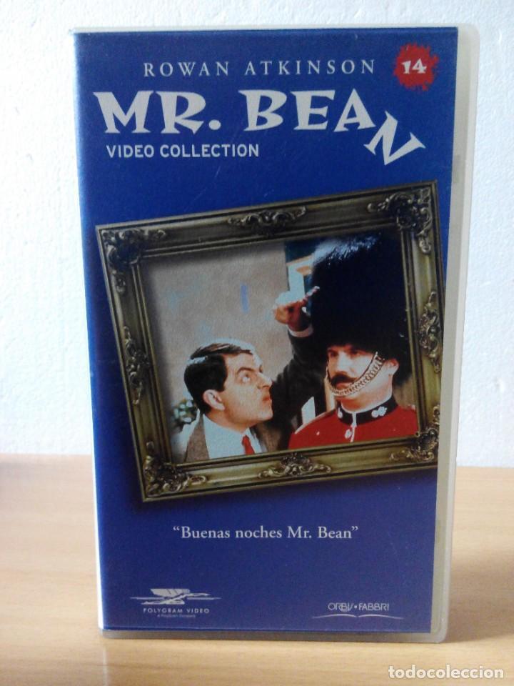 Series de TV: COLECCION DE 14 VIDEOS EN VHS DE MR.BEAN +OBSEQUIO DE 5 RELOJES VINTAGE DE CABALLERO - Foto 15 - 286881843