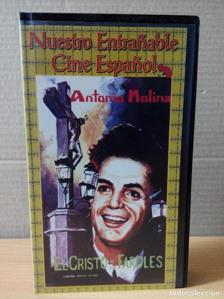 Series de TV: COLECCION DE 7 VIDEOS EN VHS DE TODAS LAS PELICULAS DE ANTONIO MOLINA + REGALO - Foto 9 - 287220598