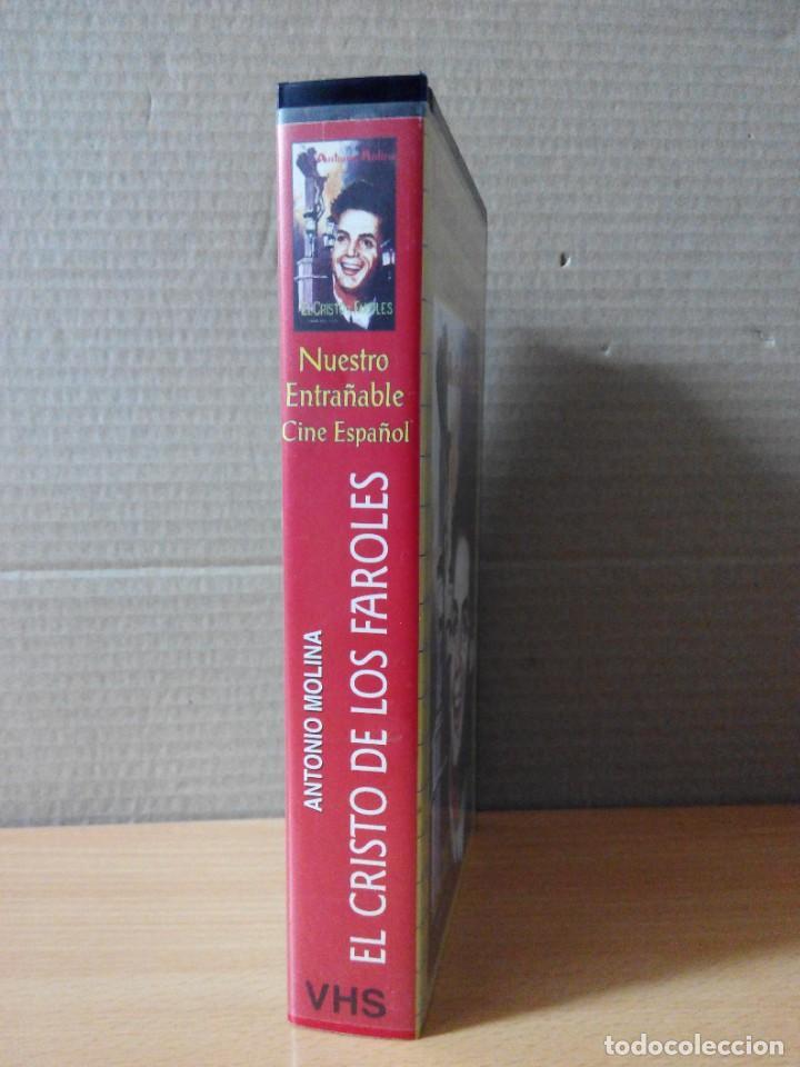 Series de TV: COLECCION DE 7 VIDEOS EN VHS DE TODAS LAS PELICULAS DE ANTONIO MOLINA + REGALO - Foto 10 - 287220598