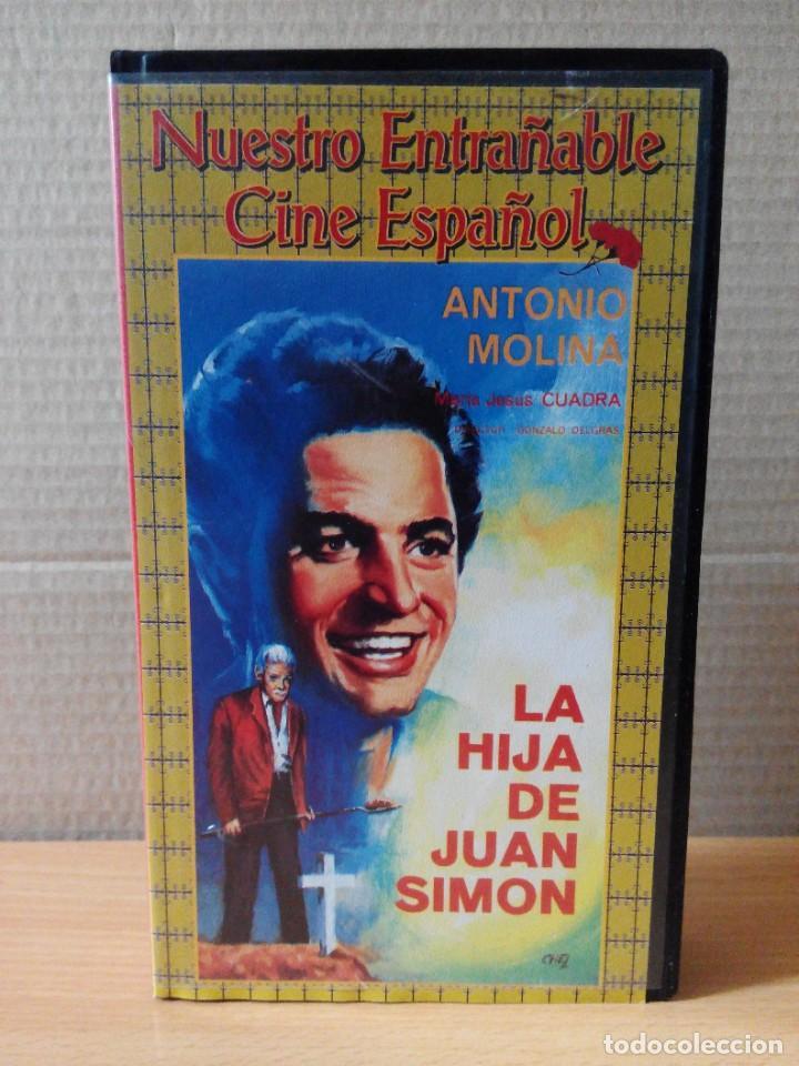 Series de TV: COLECCION DE 7 VIDEOS EN VHS DE TODAS LAS PELICULAS DE ANTONIO MOLINA + REGALO - Foto 11 - 287220598