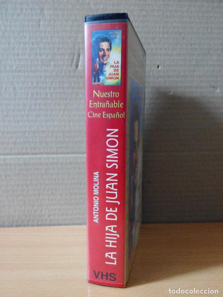 Series de TV: COLECCION DE 7 VIDEOS EN VHS DE TODAS LAS PELICULAS DE ANTONIO MOLINA + REGALO - Foto 12 - 287220598