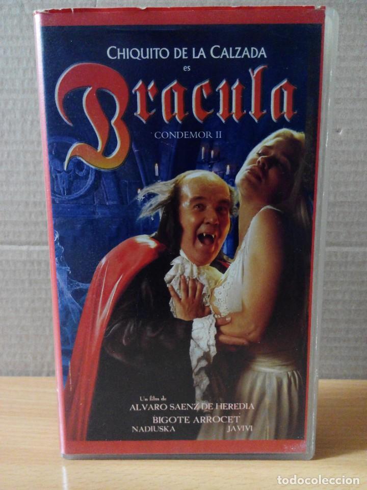 Series de TV: COLECCION DE 7 VIDEOS EN VHS DE TODAS LAS PELICULAS DE ANTONIO MOLINA + REGALO - Foto 18 - 287220598