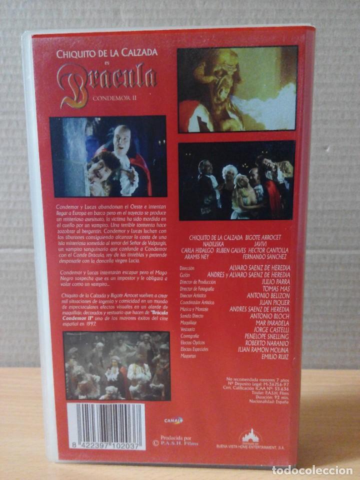 Series de TV: COLECCION DE 7 VIDEOS EN VHS DE TODAS LAS PELICULAS DE ANTONIO MOLINA + REGALO - Foto 20 - 287220598