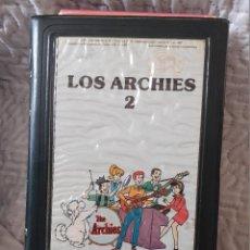Series de TV: LOS ARCHIES VOLUMEN 2. CINE EN VHS DIBUJOS ANIMADOS.. Lote 288651858
