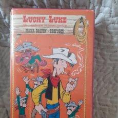 Series de TV: LUCKI LUKE. 2 EPISODIOS CINE EN VHS.. Lote 288652183