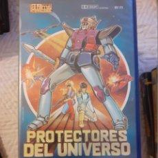 Series de TV: LOTE. 6 PELICULAS VHS DE DIBUJOS ANIMADOS. (LEER).. Lote 289026793