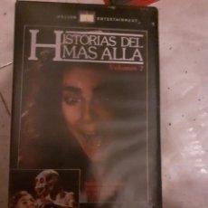 Series de TV: HISTORIAS DEL MAS ALLA. VOLUMEN 2, CINE VHS.. Lote 293981233
