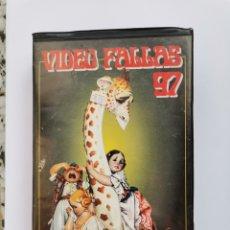 Series de TV: VIDEO FALLAS 97 VHS. Lote 297044848
