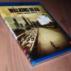 Series de TV: THE WALKING DEAD PRIMERA TEMPORADA COMPLETA PACK 2 BLU RAY DISC TERROR ZOMBIS NUEVO PRECINTADO C1_ W. Lote 39511683