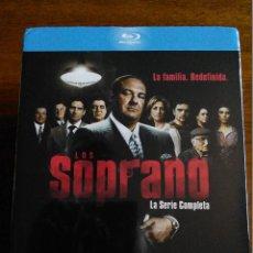 Series de TV: LOS SOPRANO. LA SERIE COMPLETA [BLU-RAY DISC BLURAY] /// HBO /// 2014. Lote 46879578